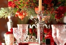 Seasonal | Holidays | Christmas / mostly Christmas/winter decor... / by Shanna Nicole Design