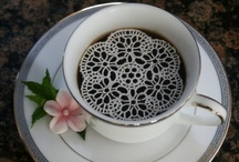 Cups, Saucers, Tea Tables & China