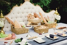Wedding | Event Food Stations / by Shanna Nicole Design