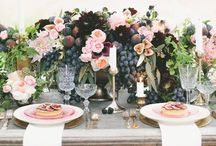 Wedding | Event Centerpieces / by Shanna Nicole Design