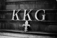 Kappa Kappa Gamma / by Erin O'Keefe
