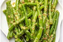 Veggies and Healthy Sides / Delicious, healthy recipes for side dishes, salads and vegetables!