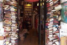 Art:  Books / art, books, art books, altered books, altered art, bookshelves, repurpose