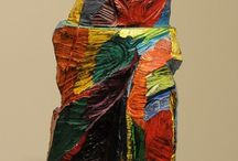 Art:   3-D / 3 dimensions 3-D, dimensional, sculpture, relief, assemblage, mobiles, stabiles