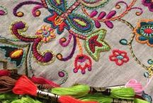 embroidery magic / by Lorie McCown