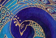 Art:   Textiles / Textile, art, fabric, cloth, yarn, string, weaving, mixed media