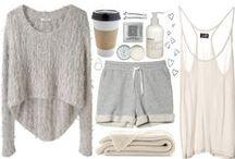 Fashion : Comfy At-Home
