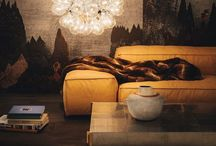 + Cool Interiors + / by Joanna McGregor