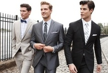 Gents / How I imagine a man should dress, act, etc. / by Shanna Nicole Design