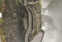 Amazing roads and bridges / by Andrea Eskuche