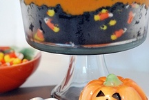 Halloween Treats & Decorations / Crafts - Decor - Treats for Halloween:  Nothing spooky or gory here, just lots of fun, goofy and yummy ideas to have a great Halloweenie! / by Dianne Kelley