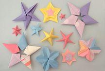 Art:   Origami / art, origami, folding, paper, oriental, Japanese