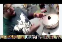 """Sweet Han': Caribbean Cooking With Sarina / """"Sweet Han': Caribbean Cooking with Sarina"""" is a Hangout On Air series on the Google+ platform. Hosted by Sarina of TriniGourmet.com, the show features original recipes and cooking, as well as guest appearances by local and Caribbean cooks, musicians and artists.  Showtime: Thursdays @ 8 p.m. EST.  Visit http://ow.ly/g10tc for upcoming dates and http://ow.ly/g10m1 for past episodes."""