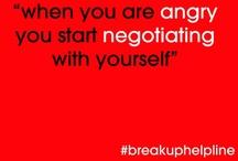 Negotiation after Breakup
