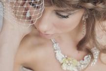 Weddings - Hairstyles + Makeup / by Jax Dunn