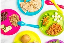 Baby/Toddler Food / Easy, healthy, homemade baby and toddler food ideas