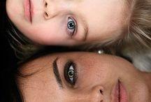 Faces + Eyes