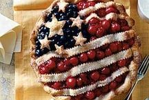 For the Fourth / Delicious desserts in patriotic hues. / by Cheesecake.com