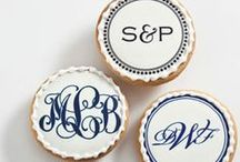 For the love of monograms