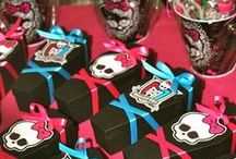 Monster High Party Ideas / Throw a stylish Monster High party with these party supplies, costumes, recipes and more! / by Costume SuperCenter