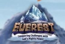 Everest VBS 2015 / VBS 2015 - Group Everest - Totally Catholic VBS from OSV