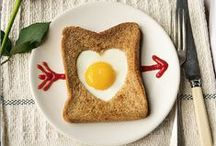 Valentine's Day Recipes / From breakfast in bed to a special steak dinner, say it with food
