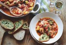 Fish & Seafood / From prawn tacos to homemade fish fingers, get creative with seafood