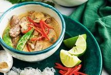 Curry Recipes / Veggie or meaty, Indian or Thai - curry is so versatile and there's something for everyone
