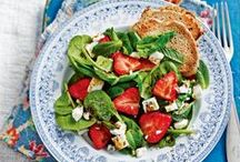Salads / Make the most of seasonal produce with these fresh salad recipes