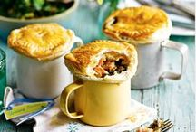 Pies & Tarts / From savoury pies to sweet pockets, find your pastry inspiration here