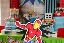 Avengers Party Ideas / Here are some super supplies and ideas to get all the Avengers to assemble at your birthday party. / by Costume SuperCenter