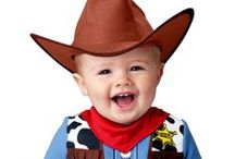 Cowboy Costumes / Yeehaw all you wranglers and renagades! We've got the greatest cowboy costumes on the internet. There are all kinds of cowboy Halloween costumes for bronco-busters of all ages. All you need to do is decide what kind you want to be for Halloween. / by Costume SuperCenter