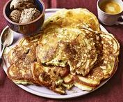 Pancake Day Recipes / Traditional crêpe or fluffy American? We've got a pancake recipe for everyone