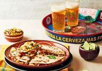 Mexican Recipes / Time to relax with friends and share some tasty food, full of the flavours of Latin America