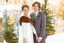 Winter Wedding / Inspiration for a Winter wedding