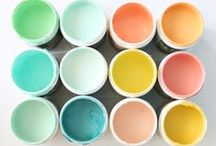 Design: Color / by Paper & Parcel