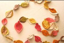 Seasons: Fall / by Paper & Parcel