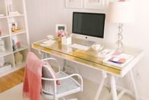Home Decor: Office Makeover / by Paper & Parcel