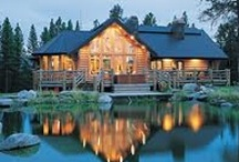 Log Cabin / by Brooke