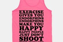 Endorphins / by Molly C