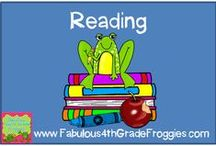 Reading / by Fabulous 3rd Grade Froggies
