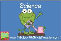 Science / by Fabulous 3rd Grade Froggies