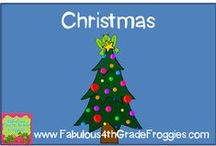 Christmas in the Classroom  / by Fabulous 3rd Grade Froggies