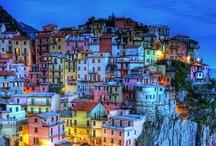 Places I'd Like to Go / by Aubrey Van Assche