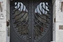 entrys exterior/ interior / by Heather Sullivan