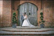 Real Weddings at Leez Priory