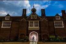 Real Weddings at Gosfield Hall