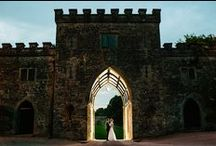 Real Weddings at Clearwell Castle