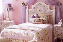 Children's bedroom Ideas for Decorating / by Melanie Bass