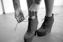 tattoos / by Aubrey Van Assche